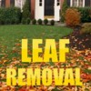 Logo Leaf Removal. Call Mike for an estimate!