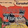 Logo Babylon Karaoke
