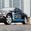 Logo NEVO Driving Academy