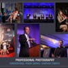 Logo Convention, Conference & Corporate event photographer