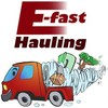 Logo E-Fast Hauling Service