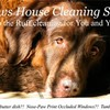 Logo 4 Paws House Cleaning