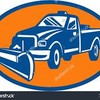 Logo Snow plowing, commercial n residential