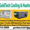 Logo Repair/Install Refrigeration, Walk in Cooler, Walk in Freezer!!