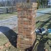 Logo Ricardo Masonry. Brick, block, stone, pavers....