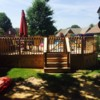 Logo Fence & Deck (Build & Repair). Outdoor Creations