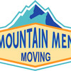 Logo MOUNTAIN MEN MOVING. LICENSED + INSURED. AFFORDABLE!