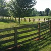 Logo Good Neighbors Fence Comp. DISCOUTS ON ALL 3 & 4 BOARD FENCING!