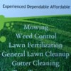 Logo PRESTIGE LAWN CARE - FIRST CUT FREE!