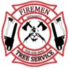 Logo FIREMEN TREE SERVICE - tree cultivation, preservation, and eradication