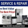 Logo One Appliance Repair Servicer. Licensed & Insured