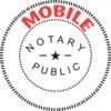 Logo Mobile Notary for Portland