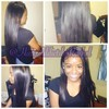 Logo Weaves, Extensions, Natural hair - you name it I do it!