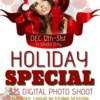Logo M3L Studios. $25 Holiday Photo Shoot Unlimited!