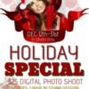 Logo M3L Studios. $25 Holiday Photo Shoot Unlimited!