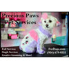 Logo Precious Paws Pet Services - Dog Grooming