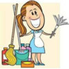 Logo Housekeeping by Kerri. Honest, Skilled, Reliable!