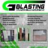 Logo CG Blasting Surface Preparation