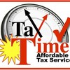 Logo TAX REFUND SERVICE AFFORDABLE !
