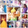 Logo Fairytale / Princess Birthday Party Entertainment!