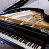 Logo Yury's Piano. Piano Tuning & Caring