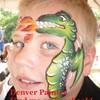 Logo Denver Face Painter!