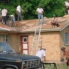 Logo Rhino Roofing. ALL ROOFING NEEDS-REPLACEMENTS - INSURANCE CLAIMS!