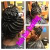 Logo Fafa hair braiding