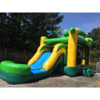 Logo Renting Bounce house. $120 for all day!