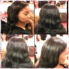 Logo Natural looking sew ins
