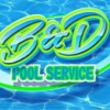 Logo B and D Pool cleaning and service's