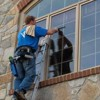 Logo Texas WinScapes. Professional Window Cleaning