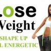 Logo GET IN THE BEST SHAPE OF YOUR LIFE
