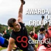 Logo Camp gladiator -  fitness program for adults!