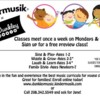 Logo Kindermusik and Disney Classes