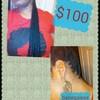 Logo $100 Senegalese twist