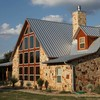 Logo Pittman Roofing - Metal Roofing for Your Home or Bussiness