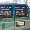 Logo MOBILE CAR WASH & DETAILING.