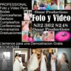 Logo Professional videographer and Photography