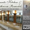 Logo GRANITE KITCHEN AND BATHROOM REMODELING