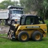 Logo Bobcat work - Driveway building / Gravel
