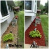 Logo Pressure washing - decks, patios, retaining walls, fences