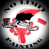Logo No limit painting