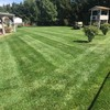 Logo Laverentz lawn & landscape - Mowing and landscape work