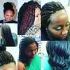Logo BEST AFRICAN HAIR BRAIDING by Charity