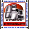 Logo KD Appliance Repair- Big or Small Appliances!!