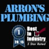 Logo Arron's Plumbing Licensed & Bonded