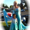 Logo Rosedale Entertainment. Mermaid Princess available for birthday parties