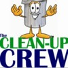 Logo THE CLEAN UP CREW - Appliances, Couch, Mattress, Brush trash removal