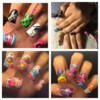 Logo Nails full set for reasonable prices!